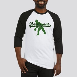 Represent Table Tennis Baseball Jersey