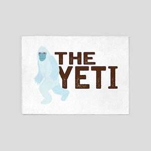 The Yeti 5'x7'Area Rug