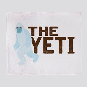 The Yeti Throw Blanket