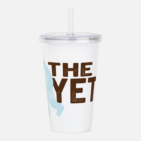 The Yeti Acrylic Double-wall Tumbler