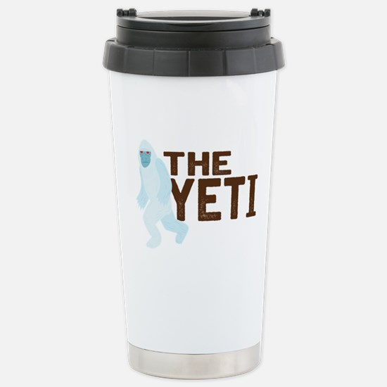 The Yeti Travel Mug