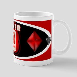 King of poker Mug