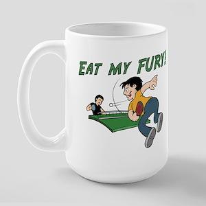 Eat my Fury Large Mug
