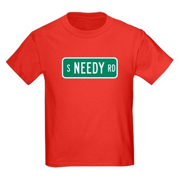 S Needy Road, Canby (OR) Kids Dark T-Shirt