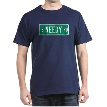 S Needy Road, Canby (OR) Dark T-Shirt