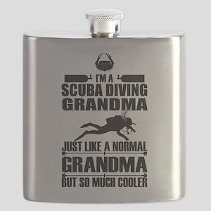 ScubaGrandmaK Flask
