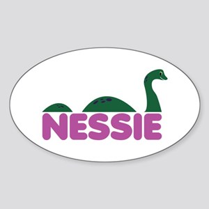 Nessie Monster Sticker