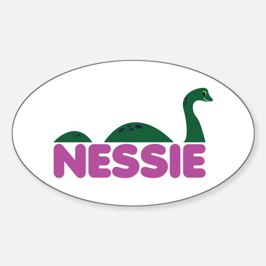 Nessie Monster Decal