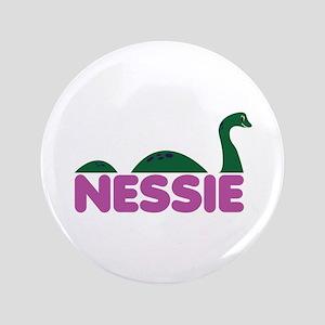 Nessie Monster Button