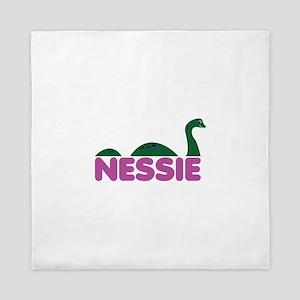 Nessie Monster Queen Duvet