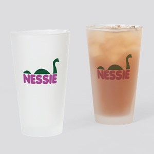 Nessie Monster Drinking Glass