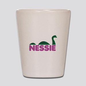 Nessie Monster Shot Glass