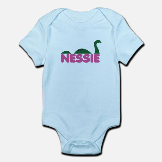 Nessie Monster Body Suit