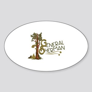 General Sherman Sticker