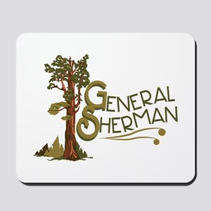General Sherman Mousepad