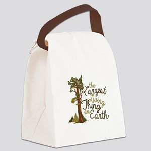 Largest Living Thing Canvas Lunch Bag
