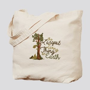 Largest Living Thing Tote Bag