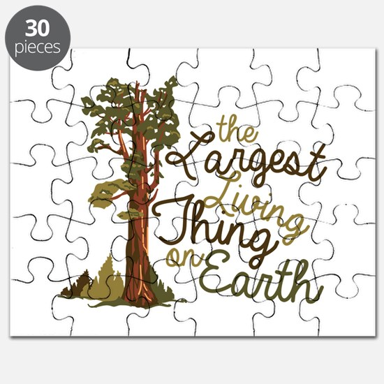 Largest Living Thing Puzzle