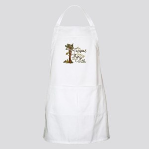Largest Living Thing Apron