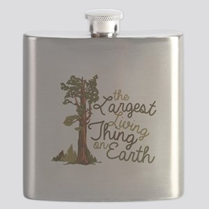 Largest Living Thing Flask