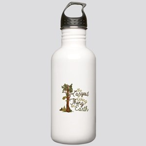 Largest Living Thing Water Bottle