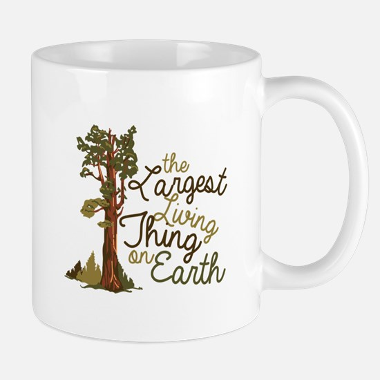 Largest Living Thing Mugs