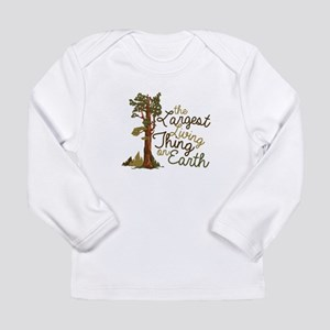 Largest Living Thing Long Sleeve T-Shirt