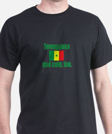 Cute Senegalese T-Shirt