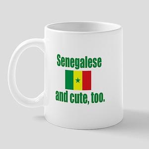 Cute Senegalese Mug