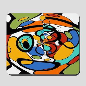 Artist Picasso Graphic Modern Art Design Mousepad