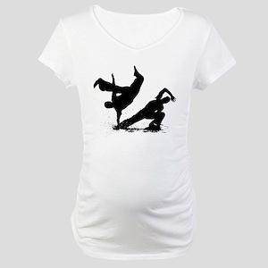 Capoeira Master Maternity T-Shirt