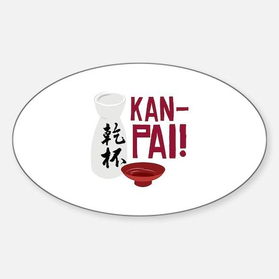 Kan-Pai Decal