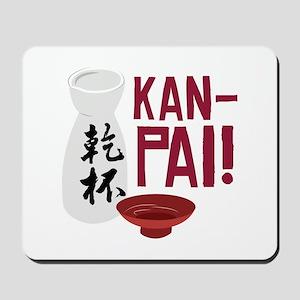 Kan-Pai Mousepad