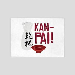 Kan-Pai 5'x7'Area Rug