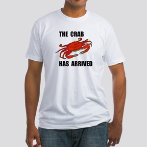 CRAB Fitted T-Shirt