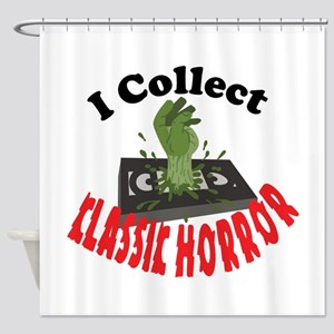 Classic Horror Shower Curtain