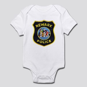 Newark Police Infant Bodysuit