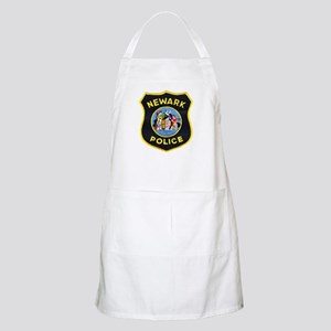 Newark Police BBQ Apron