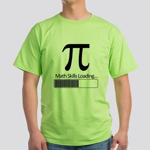 Math Skills Loading T-Shirt