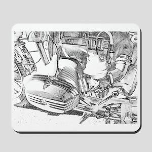 Airhead Detail Mousepad