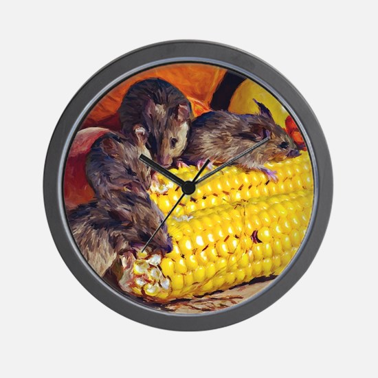 All you can eat Wall Clock