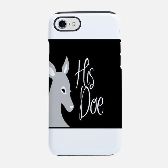 his doe iPhone 8/7 Tough Case