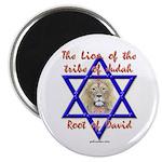 The Lion Of Judah Magnet