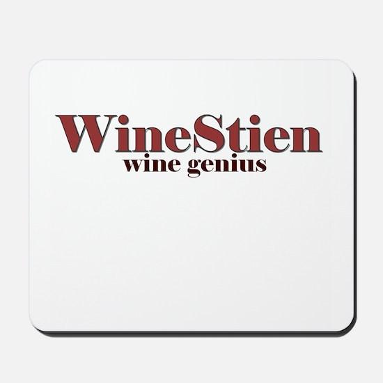 WineStien = Wine Genius Mousepad