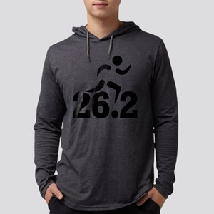 26.2 miles marathon Long Sleeve T-Shirt