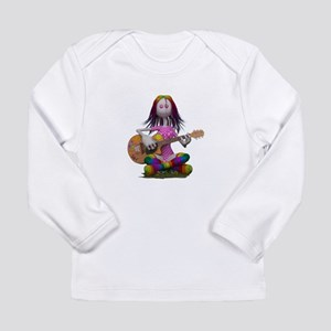 Hippy Chick ~ Peace an Long Sleeve T-Shirt