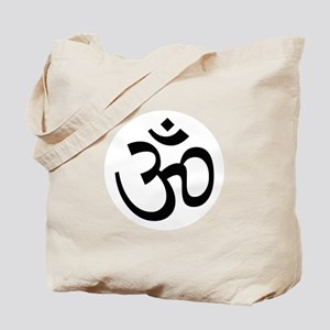 Aum Sign - Aum Symbol Tote Bag