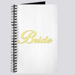 Bride (Yellow) Journal