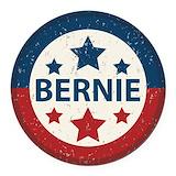 Bernie sanders Round Car Magnets