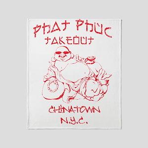 Phat Phuc Takeout Throw Blanket